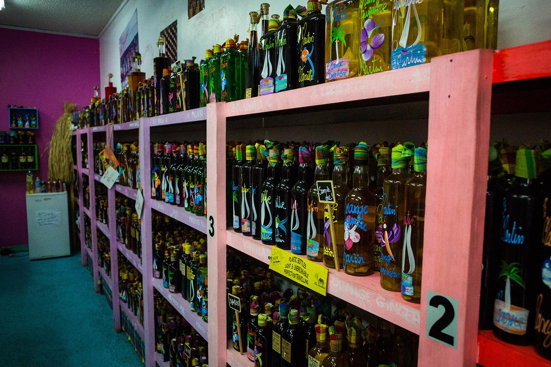 banane vanille ma doudou; Rhum Ma Doudou; St.Maarten, St. Maarten, philipsburg, Sint Maarten