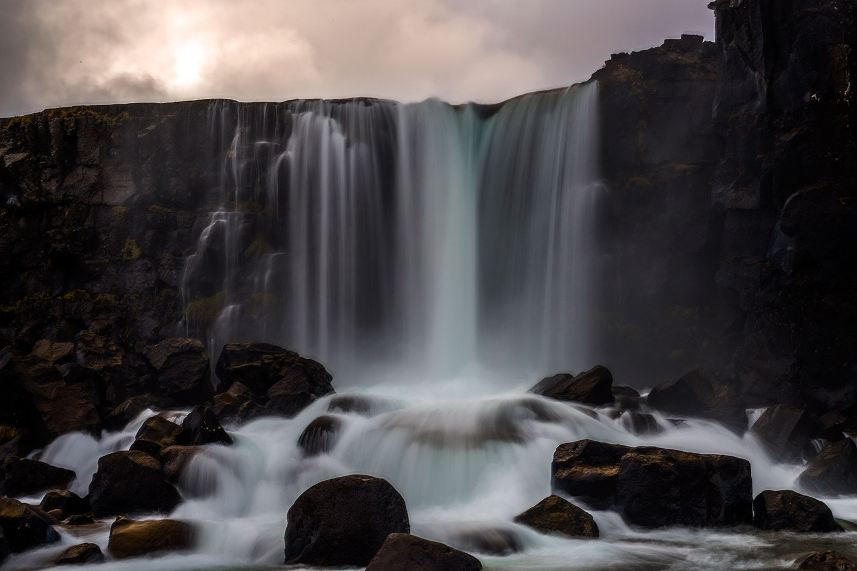 around iceland in a campervan, best of Iceland, best waterfalls, Black Falls, Dettifoss, Dynjandi, East of Iceland, Fagrifoss, Gljúfrafoss, Gljúfursárfoss, Glymur, Gullfoss, Hafragilsfoss, Háifoss, Hengifoss, Iceland, Kirkjubæjarklaustur, Morsárfoss, North of Iceland, Öxaráfoss, roadtrip in Iceland, Selfoss, Seljalandsfoss, Skaftafell National Park, Skógafoss, South of Iceland, Svartifoss, Systrafoss, waterfalls of Iceland, West of Iceland, Þingvellir National Park