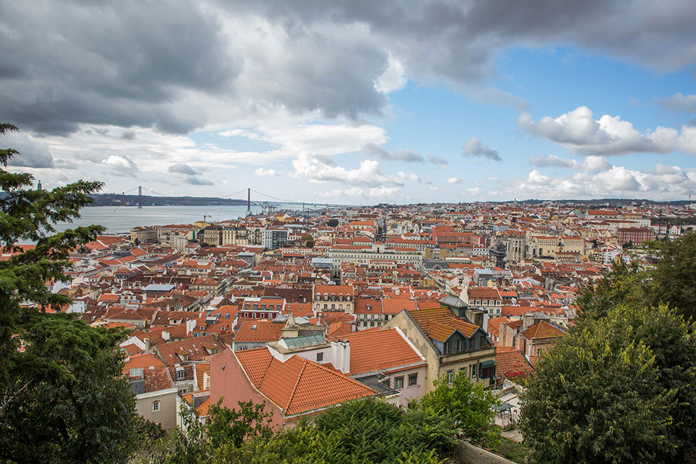 São Jorge Castle; lisbon; portugal; europe; alfama; lisbon streets; Lisbon european; europa; lisboa; европа; лиссабон; Castelo de S. Jorge