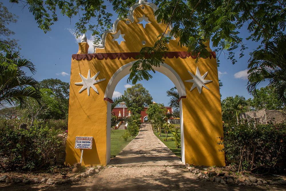 HACIENDA SAN LORENZO OXMAN; OXMAN; Oxman Cenote; Mexican cenotes; cenotes in mexico