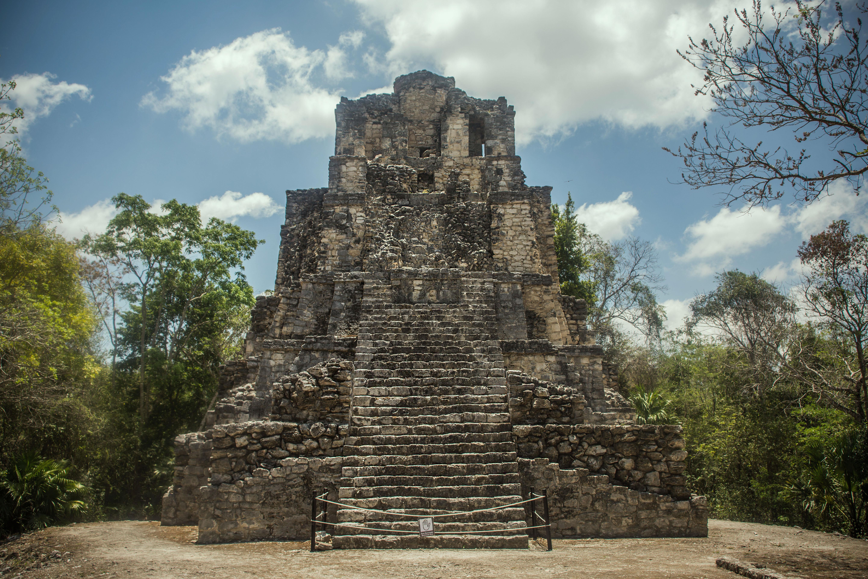 Muyil; Muyil ruins, Muyil mexico