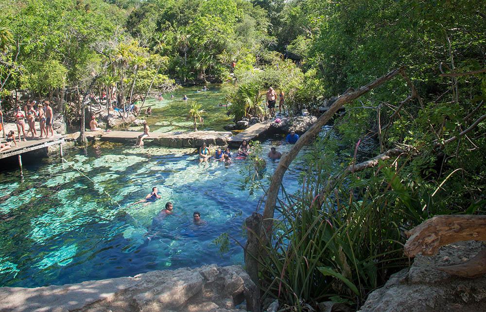 Azul Cenote; azul cenote mexico; azul cenote playa del carmen; Mexican cenote