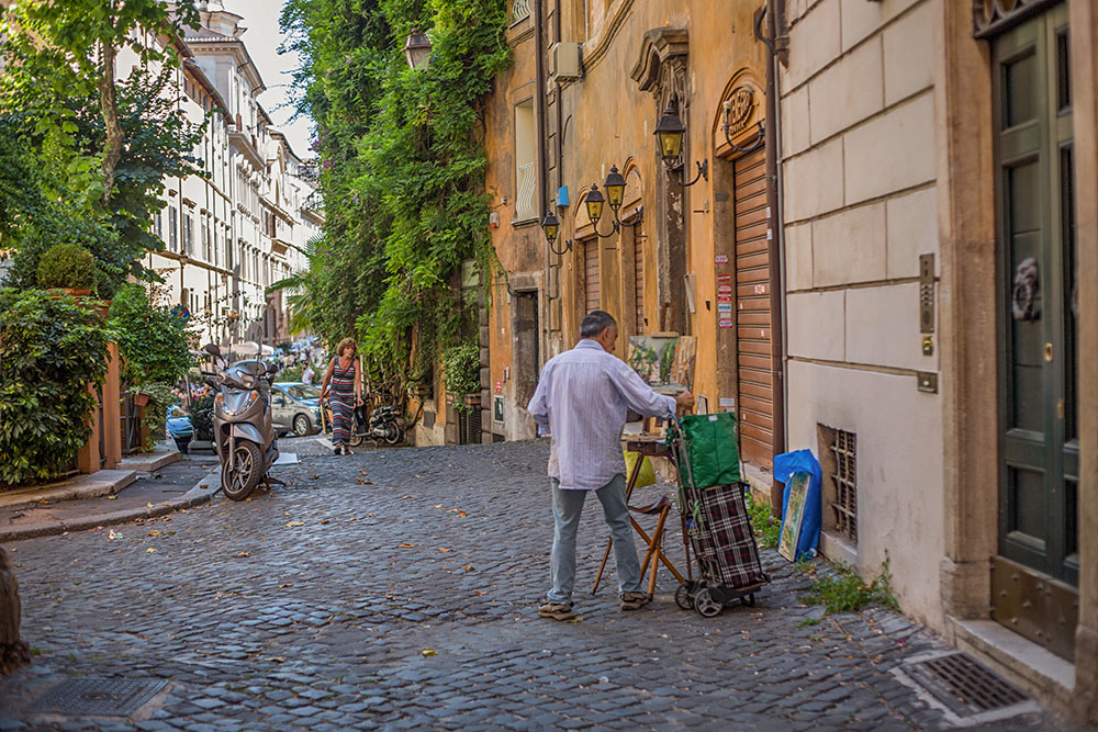 rome, italy, rome streets, rome skyline, rome attractions