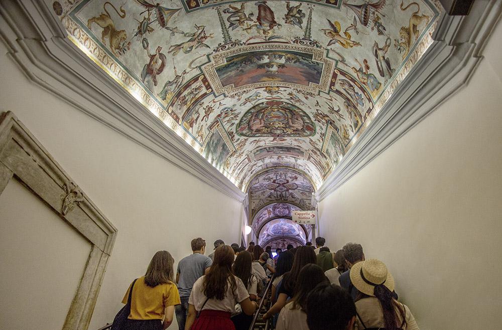 cappella Sistina; vatican; vatican city; vaticacn museum; Sistine Chapel