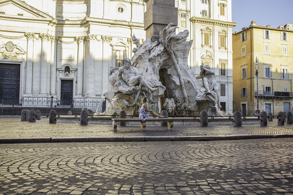 PIAZZA NAVONA; rome; things to do in rome;