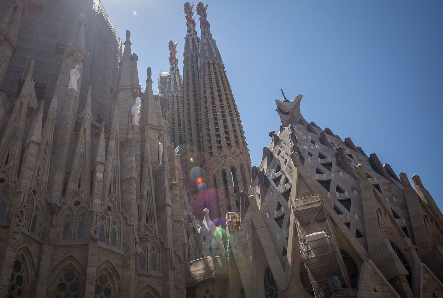 Basilica of the Sagrada Familia; Sagrada Familia, barcelona, things to see in barcelona