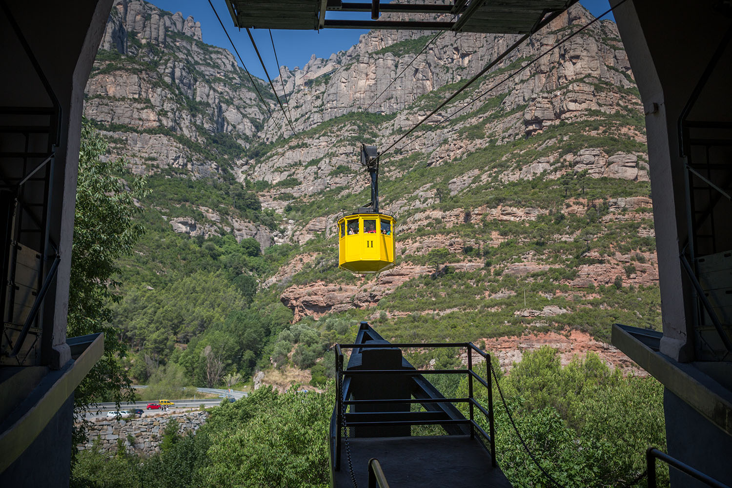 X benedictian abbeyX black madonnaX cable car to the Montserrat MonasteryX funicular montserratX hiking in montserratX how to get to MontserratX Montserrat MonasteryX montserrat pricesX Montserrat SpainX r5 trainX things to do in MontserratX train directionsX wildlife in montserrat