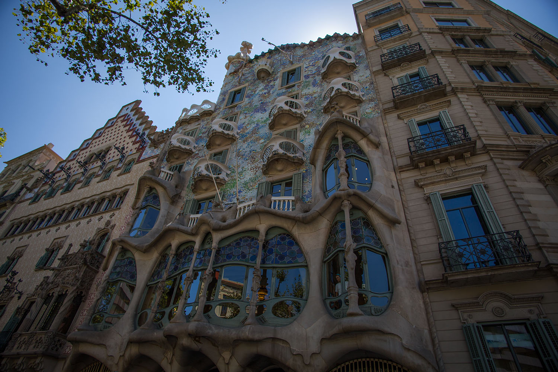 Casa Batlló; Casa Batllo; Casa Batllo Barcelona