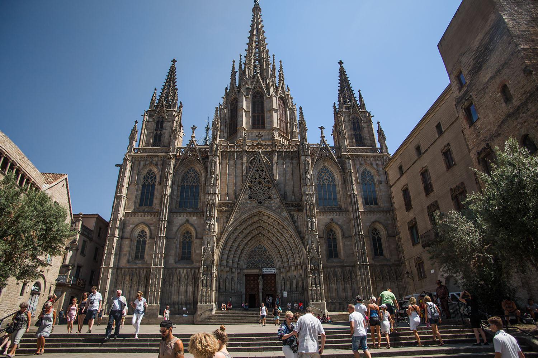 Gothic Quarter, Gothic Quarter Barcelona