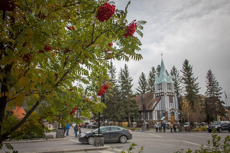 Banff Town; Town of Banff